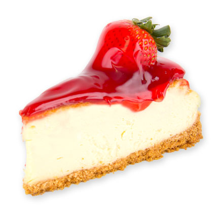 Home / Cheesecake / Fresh Strawberry Cheesecake